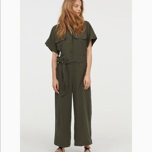H&M coverall jumpsuit new with tag